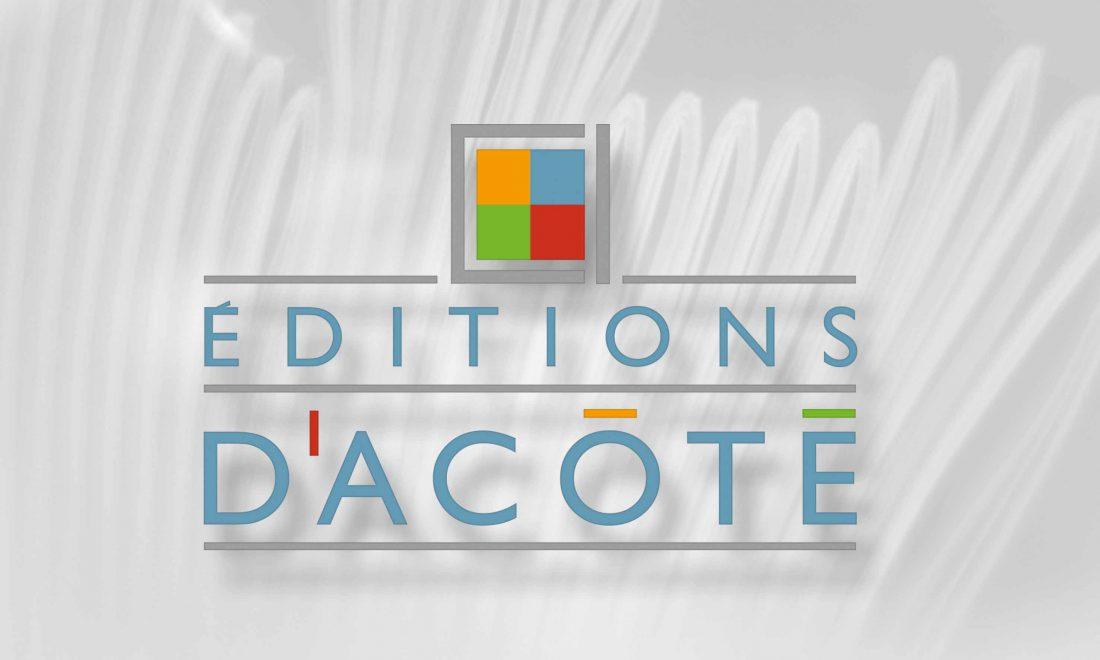 logo des éditions d'acôté