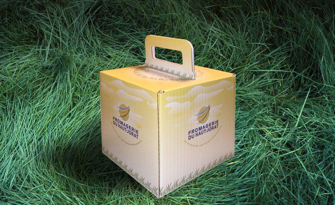 la boîte dégustation fromagerie du haut jorat