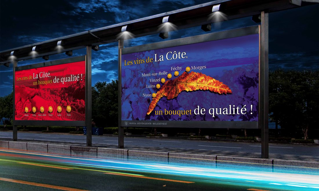 affichage suisse promotion vins vaudois